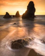 Golden Light on the Golden Coast