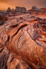 Psychedelic Sandstone