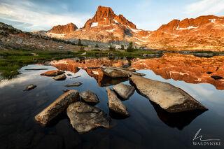 High Sierra Sunrise