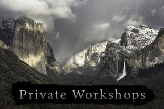 Private Photography Workshops | Custom dates and locations