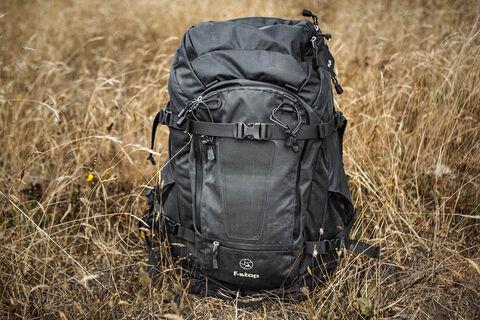 Tilopa F-Stop Camera Bag Review