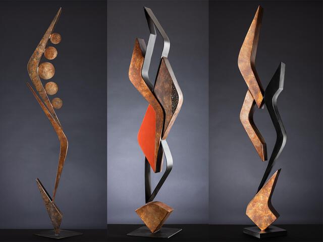 Santa Fe Sculpture photography