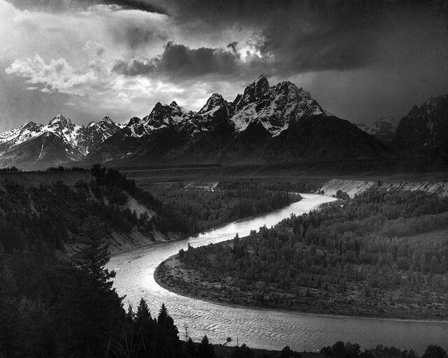 AnselAdams_Snake River