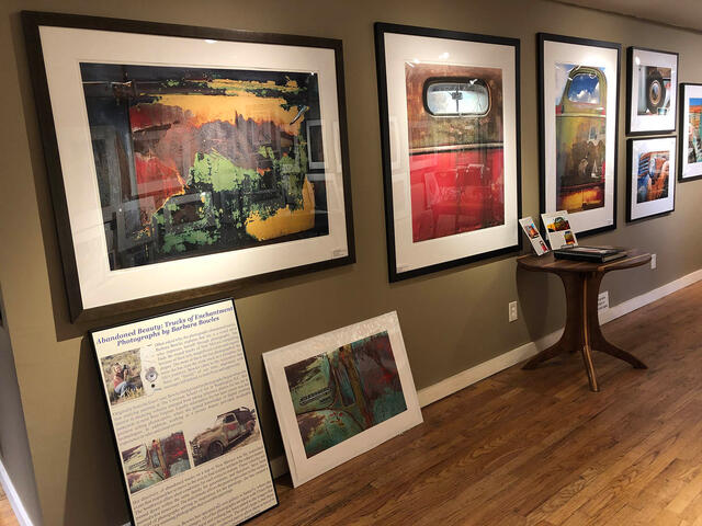 Barbra Bowels Photography Gallery in Santa Fe