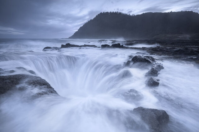 How to Simulate Long Exposures in Photoshop
