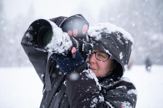 Nikon weather sealing