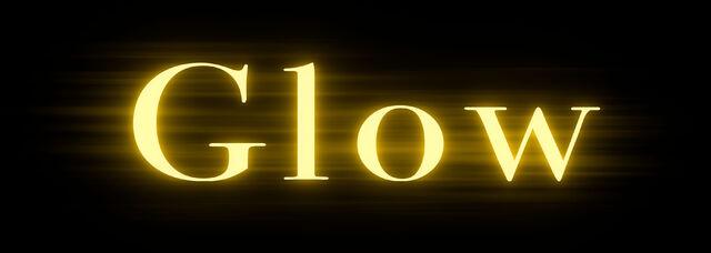 Oniric Glow Text