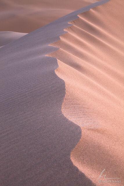 Serrated Dunes