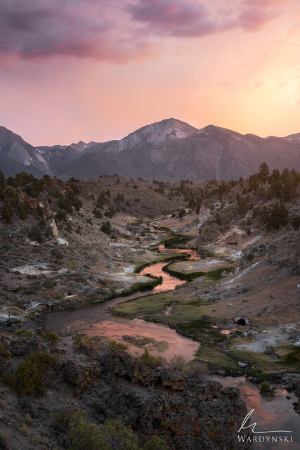 Warm Sun , Eastern Sierra