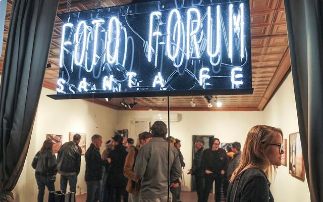 foto forum gallery in dsanta fe NM