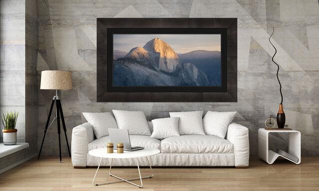 modern fine art landscape photography of California