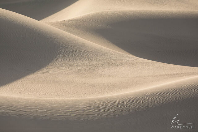 Sand and Curves