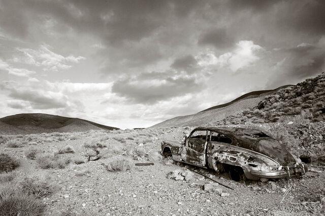 Desert Rust