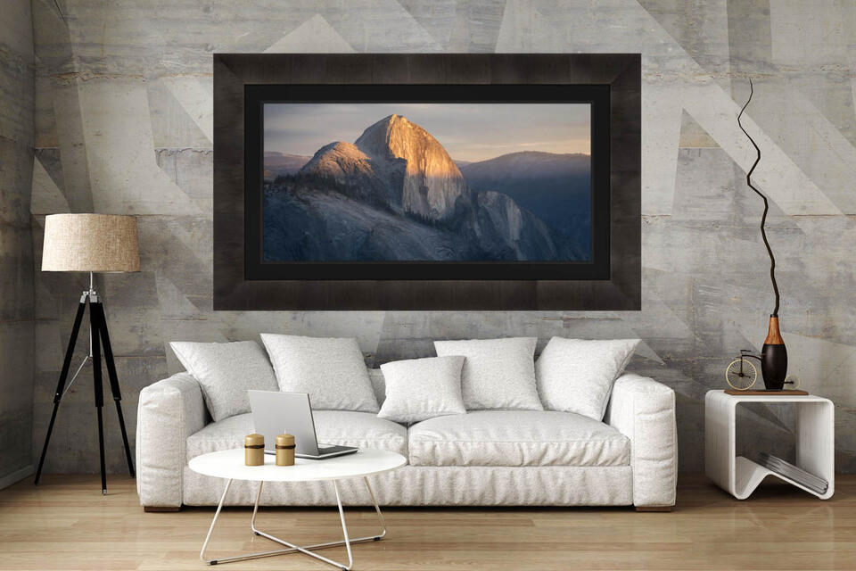 Premier Plus Series | Framed Lumachrome Tru-life Acrylic Prints