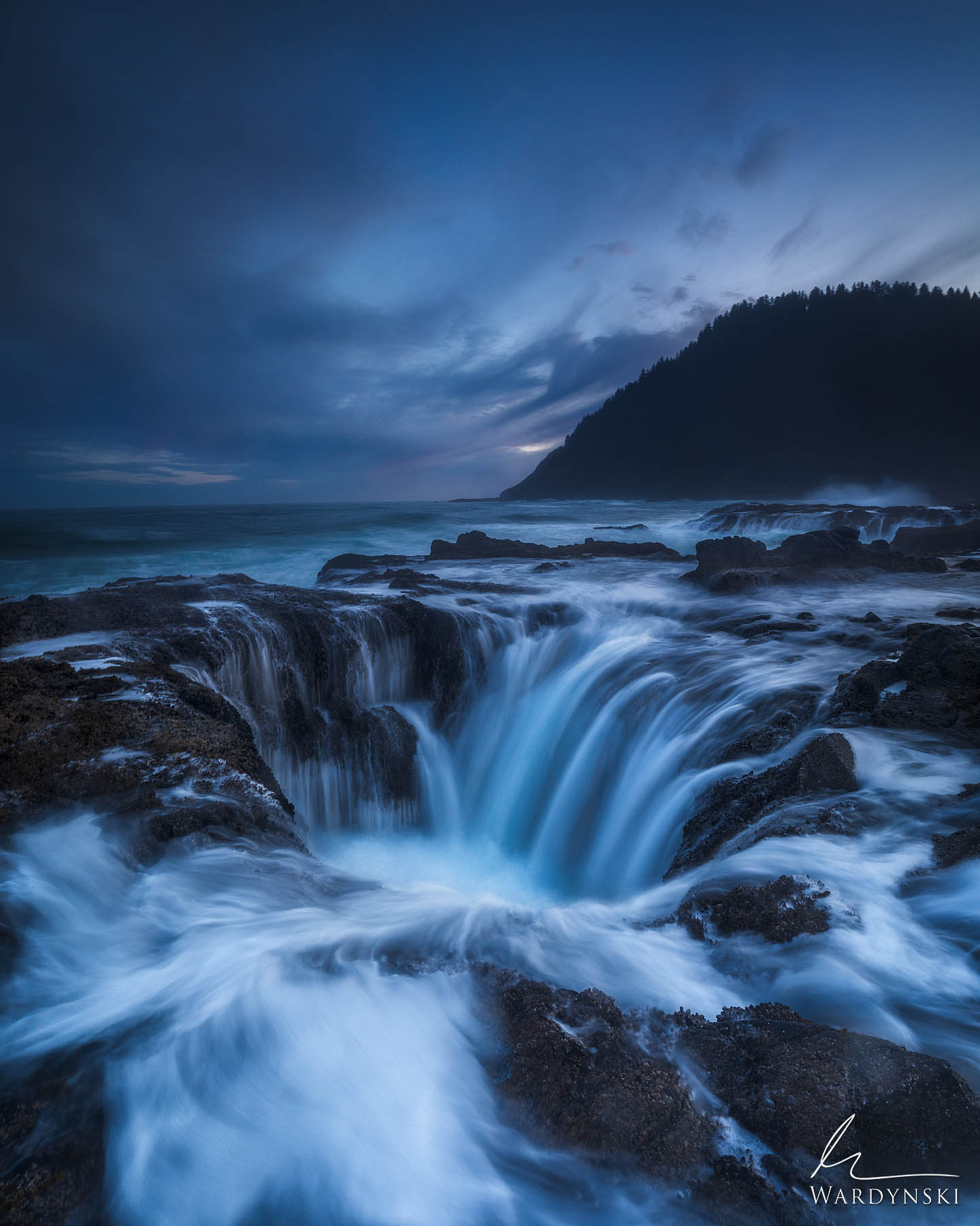Fine Art Print | Limited Edition of 25  The water in this photograph is billions of years old. It sculpts our planet into the...