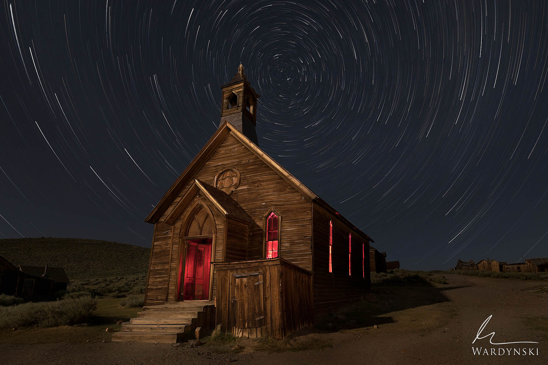 Fine Art Print | Limited Edition of 100  Bodie State Park is perhaps the best preserved ghost town in the United States. It's...