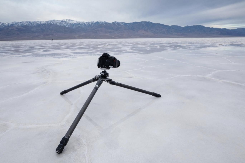 Canon 5D IV on Tripod