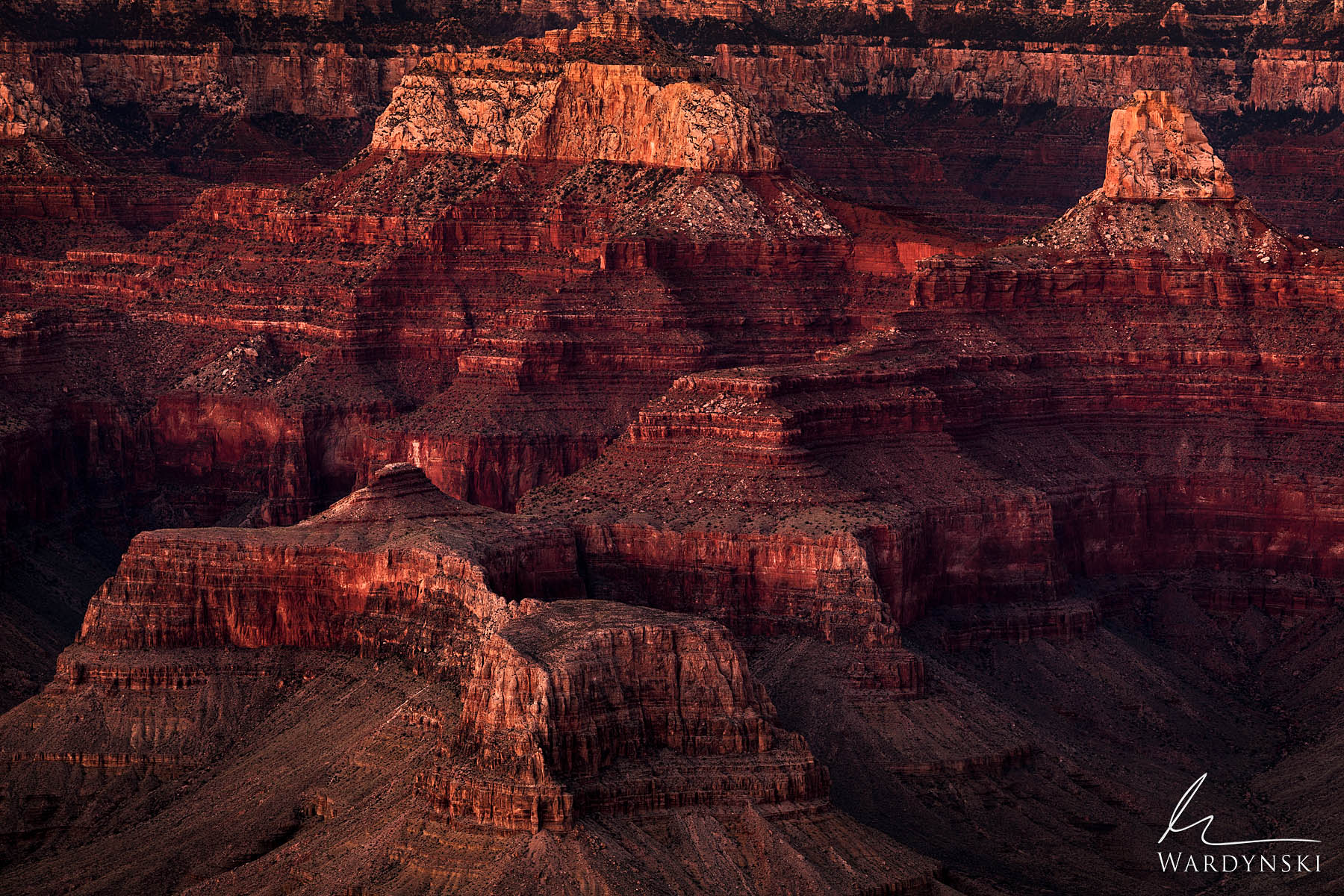 Fine Art Print | Limited Edition of 50  The Grand Canyon is one of the most impressive sights in the Southwest. There is no way...