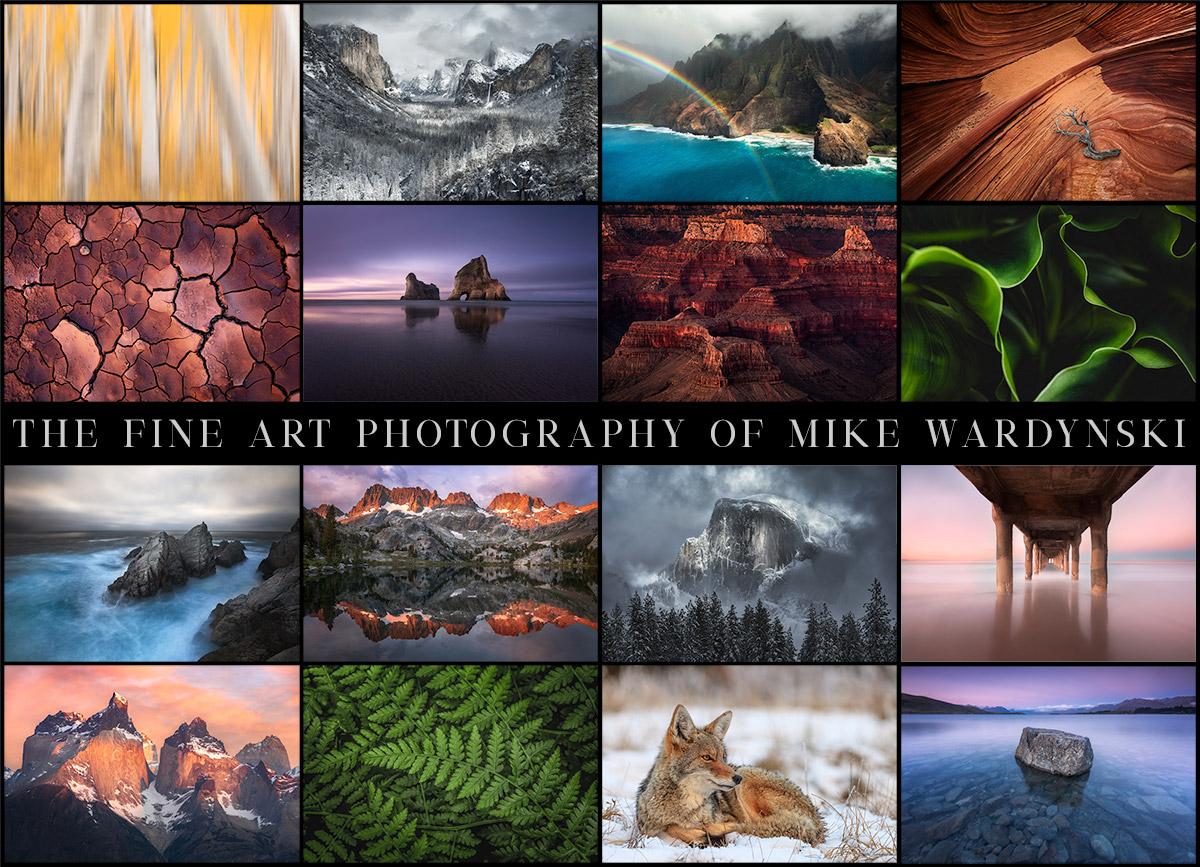 mike wardynski fine art photography