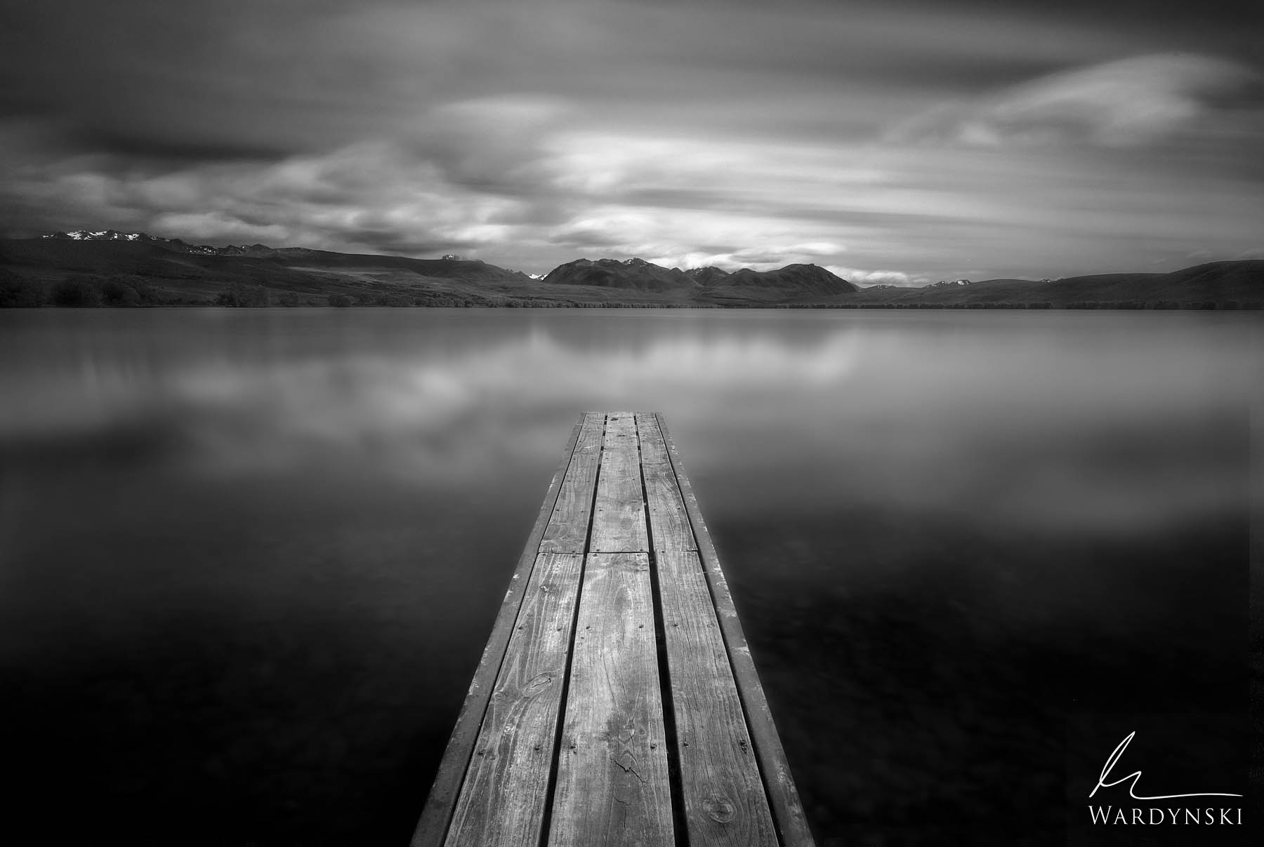 Black and White Fine Art Print | Limited Edition of 50  Have you ever gotten lost in a daydream while soaking your feet in the...