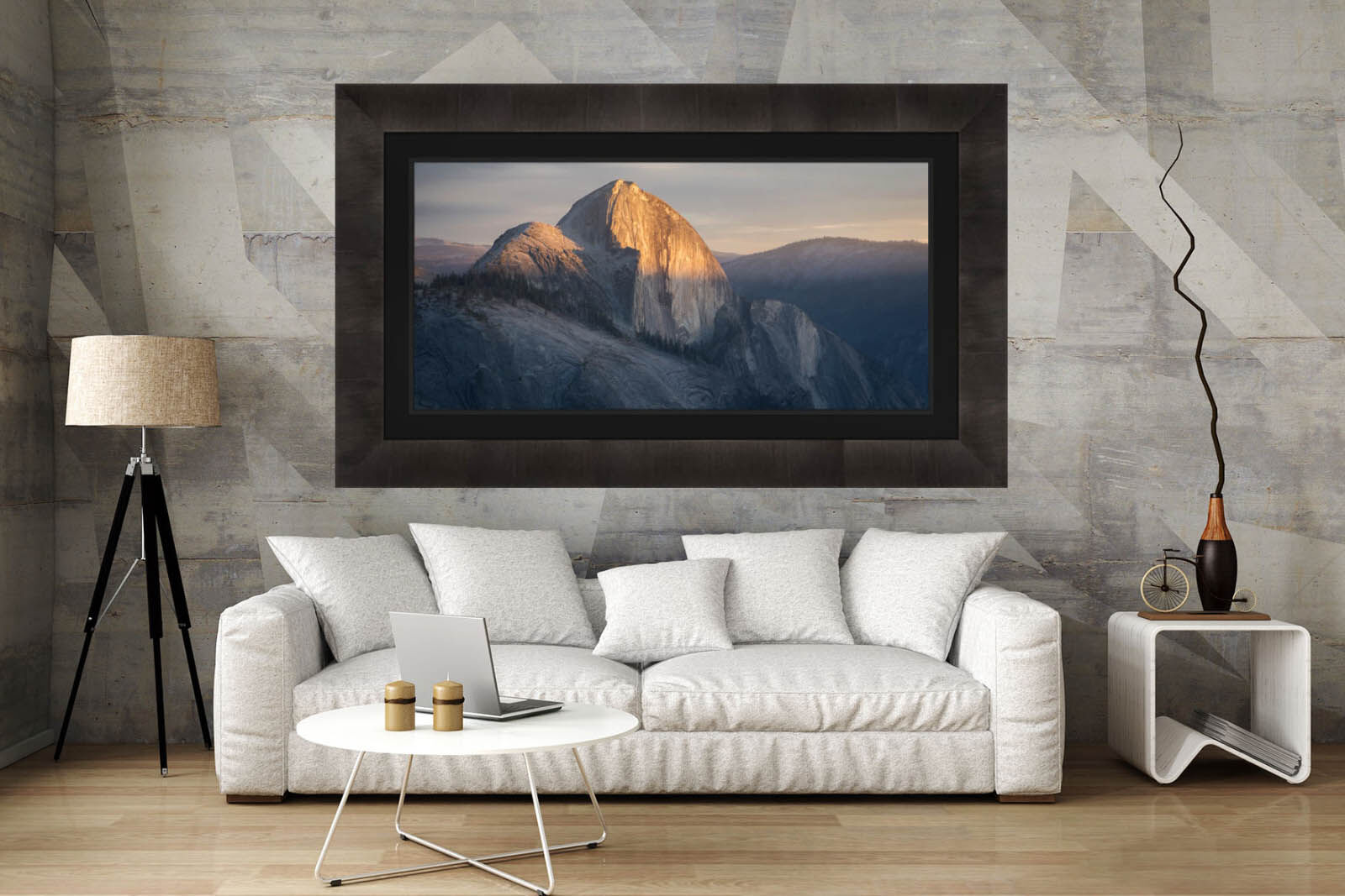 Premier Plus Series | Framed Lumachrome Tru-life Acrylic Prints print preview