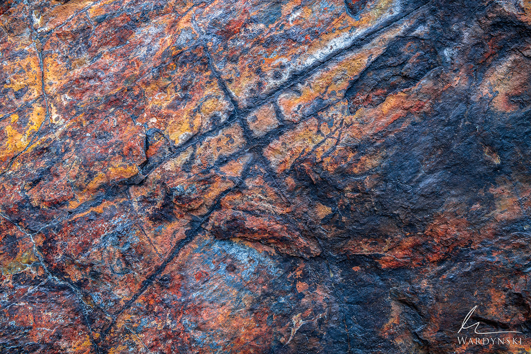Fine Art Print | Limited Edition of 20 Slate is a metamorphic rock that forms from mudstone or shale. The mudstone or shale normally...